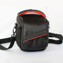 Camera bag case for olympus EM5 EM10II EPL5 EPL6 EPL7 EP5 OM-D cover shoulder bag(China)
