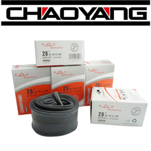 "Hot Original Brand ChaoYang Bike Tires Mountain 26"" FV/AV MTB Bicycle Inner Tires Tubes MTB Butyl Bike Parts Cycling Accessories"
