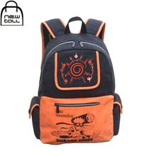 [NEWTALL]2017 New Fasion Anime Cartoon Naruto Anime Backpack Male Package Inclined Shoulder Bag ZB0031(China)