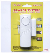 1pcs Magnetic Sensor Wireless Home Window Door Entry Anti Thief Security Alarm System