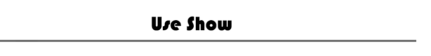 use show