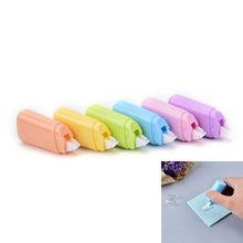 6PCS/SET Material Cute Correction Tape Roller Kawaii Stationery Office School Supplies(China)