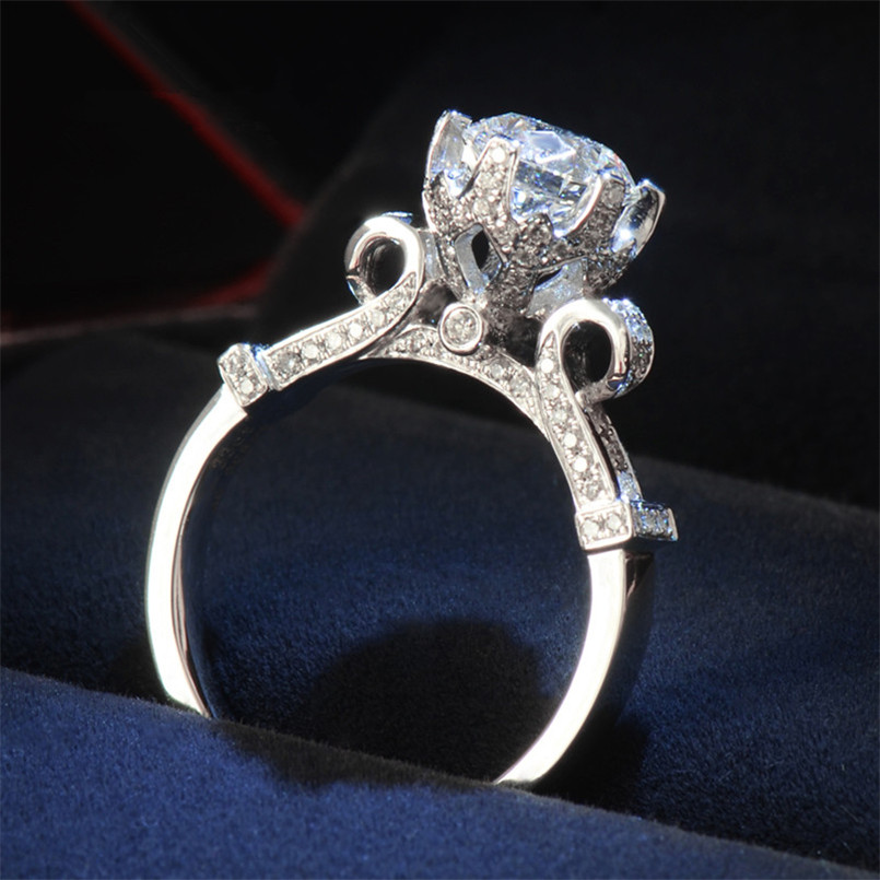 100-Pure-925-Sterling-Silver-Rings-Set-Real-1-Carat-SONA-CZ-Diamant-Engagement-Ring-Solid (1)
