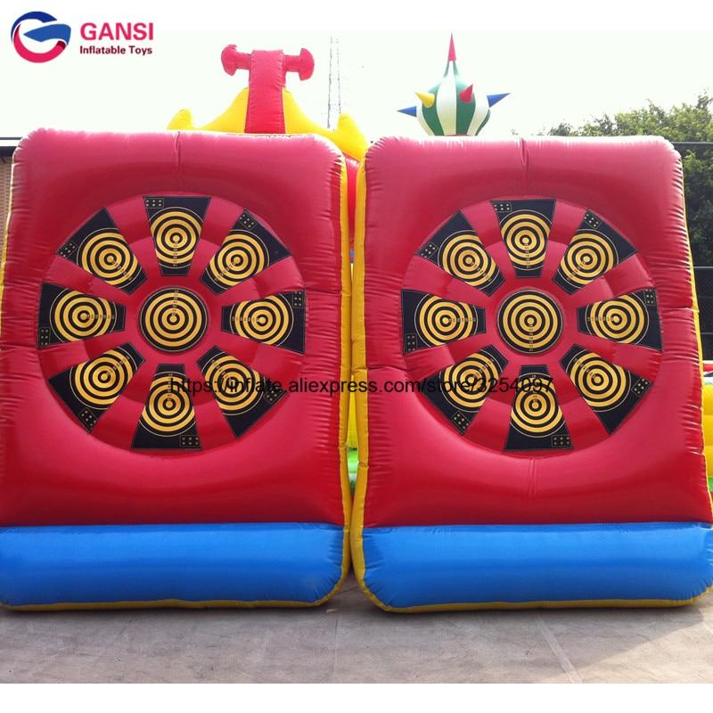 inflatable soccer dart60
