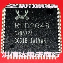Brand new genuine authentic RTD2648 LCD chip [can be directly shot to buy]