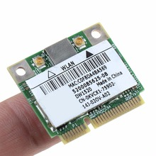 Laptop Network Cards WIFI Wireless Card KW770 DW 1520 Fit For Dell Studio 1555 1537 Inspiron 1564 1545 Network Cards VCM20 P20