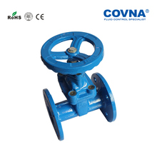 DN200 8 Inch Water Cast iron soft seal flange Gate Valve(China)