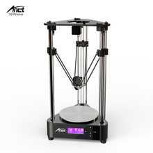 Anet A4 Delta 3D DIY Printer Kit Printing Size 200 * 210mm Machine Box Easy to Assemble with 0.5Kg PLA Filament& 8GB Memory Card(China)