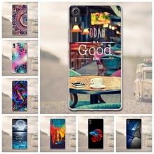 For Lenovo VIBE Shot Z90 Luxury Cartoon Cover Soft TPU Case For Lenovo VIBE Shot z90 Z90-7 Back Cover 3D Relief Silicon Case