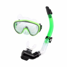 Diving Mask Snorkel With Breathing Tube Water Sports Scuba Diving Mask Snorkeling Set Swimming Equipment