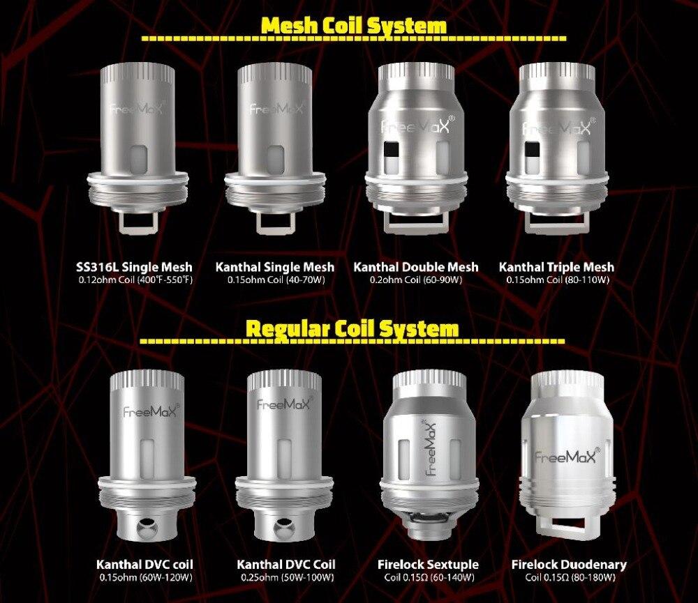 Freemax Mesh Pro Sub Ohm Tank-15