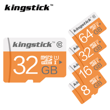 Kingstick Memory Card 32 gb 16gb 8gb 64gb Class 10 Micro SD Card 4gb Class 6 TF Card Microsd Card for Smart Phone