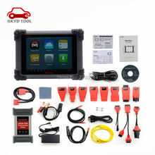 AUTEL MaxiSYS Pro MS908P Original Diagnostic System with J2534 Reprogramming Box Update Online MS 908P Free Shipping