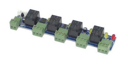 Expansion (I/O) board Fire board panel for access control system<br>