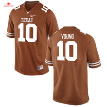 Nike 2017Texas Longhorns #20 Campbell Can Customized Any Name Any Logo Ice Hockey Jersey #12 McCoy #10 Young(China)