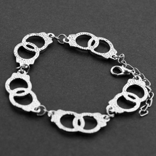 Handcuffs Bracelet Fifty Shades of Grey jewelry Bracelets Men Jewelry Secret Shades Mens Handcuff Bracelet Crime of jewelry
