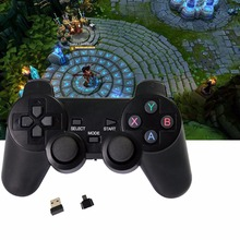 Android Wireless Gamepad For PS3 controller/Android Phone/PC/TV Box Joystick 2.4G Joypad Game Controller For Xiaomi Smart Phone