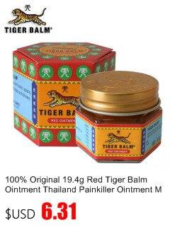 3PCS g Original BaoLin Brand Vietnam White Tiger Balm Baume Massage Nature Herb Essential Body Balm Oil For Headache Toothache 16