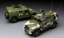 Military Assembling Model VS003 Tiger High-mobility Jeep Vehicles Model