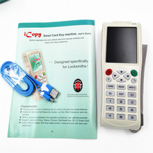Buy English Version Newest iCopy 3 Full Decode Function Smart Card Key Machine RFID NFC Copier IC/ID Reader/Writer Duplicator for $141.12 in AliExpress store
