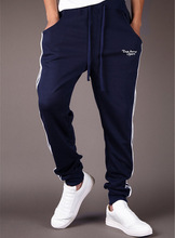 lager size men clothing Free shopping new Korean version of Slim casual harem pants / M-2XL