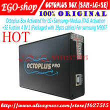 Pro-Box JTAG Octoplus-Box/octoplus Package Medusa 19pcs-Cable-Set GSMJUSTONCCT for Sam