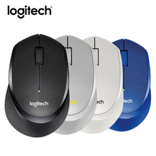 Original Logitech M275 Wireless Mouse Gaming Optical Ergonomic Game Mice Nano Receiver With Retail Package Computer Peripherals