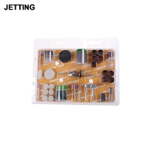"JETTING 150Pcs Rotary Power Tool Fits Dremel 1/8"" Shank Sanding Polish Accessory Bit Set Best Quality"