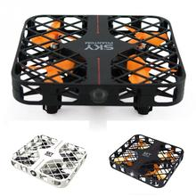 Amazing MINI 777-382 Quadcopter With 3D Flip/ A-Key-Return/ 3 Speed Radio Remote Control Drone Dron Helicopter Qudcopter