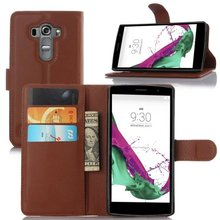 Buy Lichee Wallet Leather Case LG G4 Beat G4S Phone Case Card Slots Stand Holder Luxury Flip Cover Phone Case for $3.19 in AliExpress store