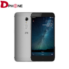 Original ZTE Blade A2S Mobile Phone A2 S 3GB RAM 32GB ROM 4G LTE Octa Core 5.2Inch 1080P 13.0MP Fingerprint Android 6.0(China)