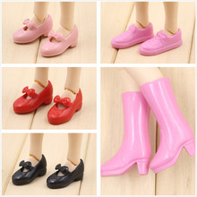 Free shipping  Blyth doll rubber shoes pink boot etc five style for choosing suitable for joint body doll Factory Blyth