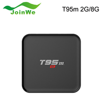 Buy 5pcs T95M 2G 8G Android 6.0 TV Box S905X quad-core Wifi 2.4G Kodi 16.0 HDMI2.0 4K*2K Media Player S905X quad-core 2.4GHz Wifi for $225.99 in AliExpress store