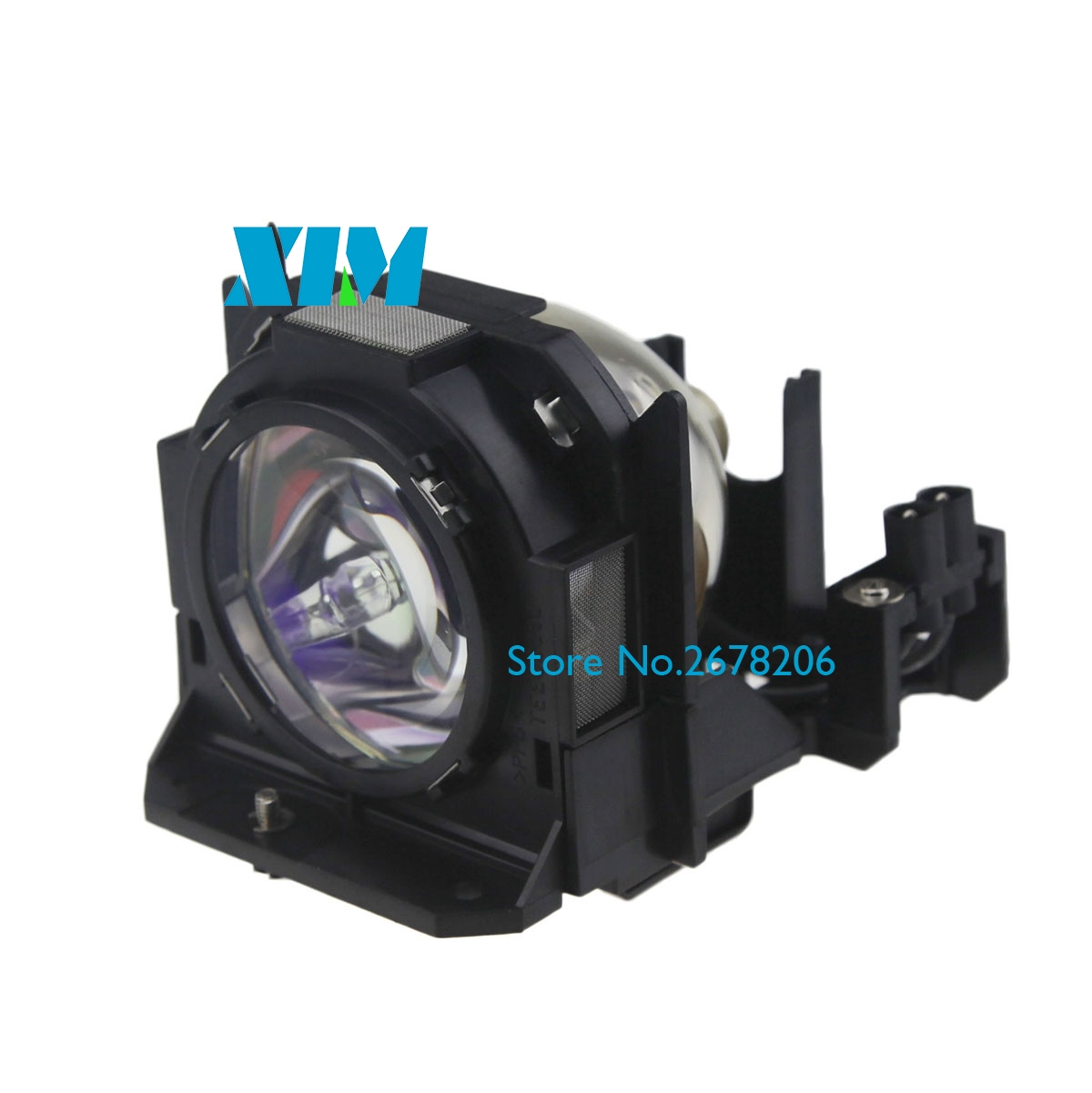 ET-LAD60W - Lamp With Housing For Panasonic PT-DZ570U,PT-DW6300US,PT-DZ6700U,PT-DZ6710U,PT-D6000US,PT-DW6300ULS,PT-DW6300<br>