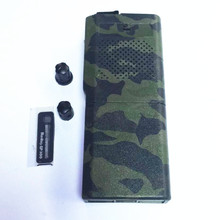 OPPXUN1PCS  New Camouflage Complete Radio Service Parts Case Refurb Kit For Motorola GP300