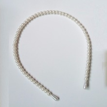 Fake Pearl Beads Headband Girls Cute Cool Head Band Wedding Party Headbands For Women Head Band