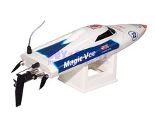 Cool remote control speed boat toys for children child gift Magic electric radio rc racing ship speedboat