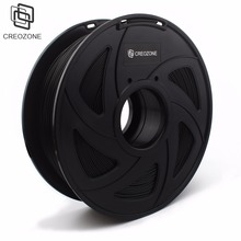 CREOZONE PLA 3D Printer Filament 1.75mm 1KG 3D Plastic Filament 1.75 3D Printing Materials Supplies 8 Colors