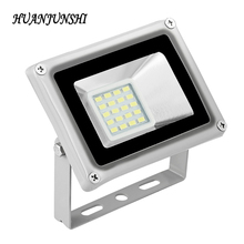 1PCS IP65 Waterproof Outdoor Led Flood Lights 20W 220V SMD 5730 Floodlights Outdoor Lighting for Street Square Highway Billboard(China)
