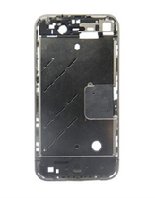500pcs/lot 100%original Full Parts Middle Frame Bezel Assembly Midframe cell phone Housings For iPhone 4 4G(China)