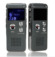 Voice Recorder 8GB Brand Mini USB Flash Digital Audio Voice Recorder 650Hr Dictaphone MP3 Player