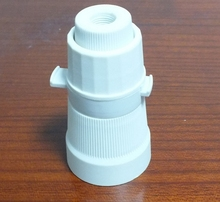 50pcs SAA AU Lamp Adapter B22 Lamp Bases 250V 5A(China)