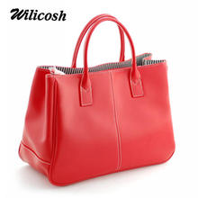 New Fashion Women PU Leather Handbags Messenger Shoulder Crossbody Bag Ladies Shopping Hand Bags for girls bolso mujer tote 010