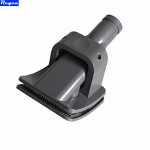 New Durable Dog Pet Tool Brush Animal Allergy Vacuum Cleaner Fur Groom for dyson DC49 DC59 DC62 v6 DC52 DC54 DC26 DC37 DC45 DC58(China)