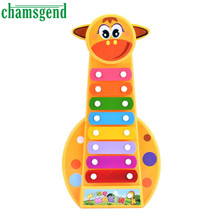 Chamsgend Hot Kid Baby Musical Instrument 8-Note Organ Toy Wisdom Development Levert Dropship Levert Dropship Aug 29(China)