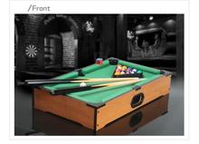 Family Entertainment Sports Snooker Billiard Balls Set For Children Mini Snooker Home Playing(China)