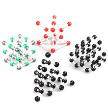 4 sets Atom Molecular Model Kit for Teacher Organic Chemistry Teach Set Teaching Model
