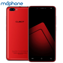 CUBOT Rainbow 2 Smartphone 3G 5.0inch MTK6580A Quad-Core1GB+16GB Android 7.0 Dual Rear Camera 2350mAh Battery Smart Phone(China)