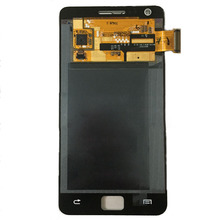 Black / White For Samsung Galaxy S2 i9100 Touch Screen Digitizer Panel Glass + LCD Display Monitor Assembly(China)