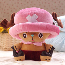 33cm/43cm soft One Piece Plush Toys Chopper Plush Doll Anime Cute Toy, Chopper Doll(China)